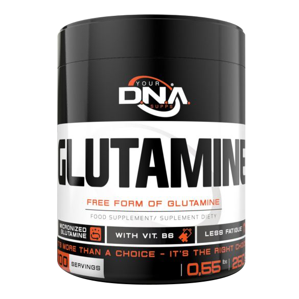 DNA Glutamine 250 gr.