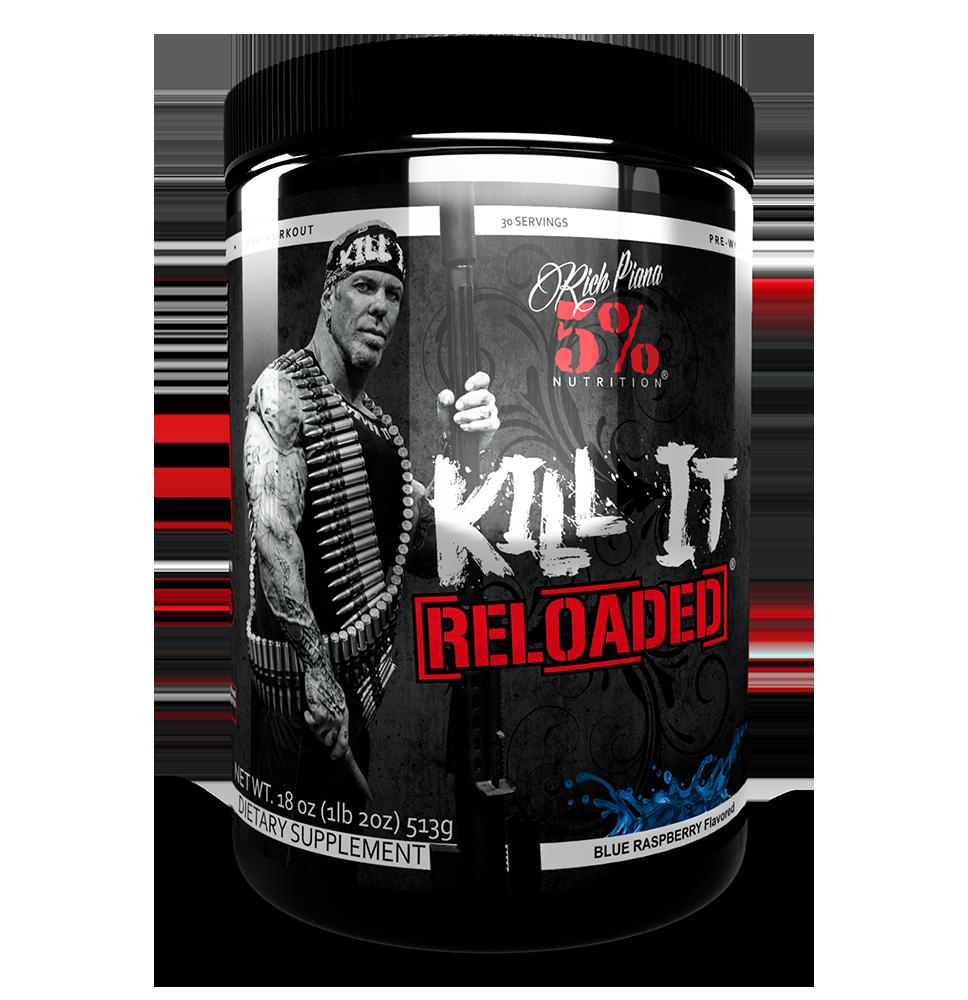 5% Nutrition Kill It Reloaded 513 gr.