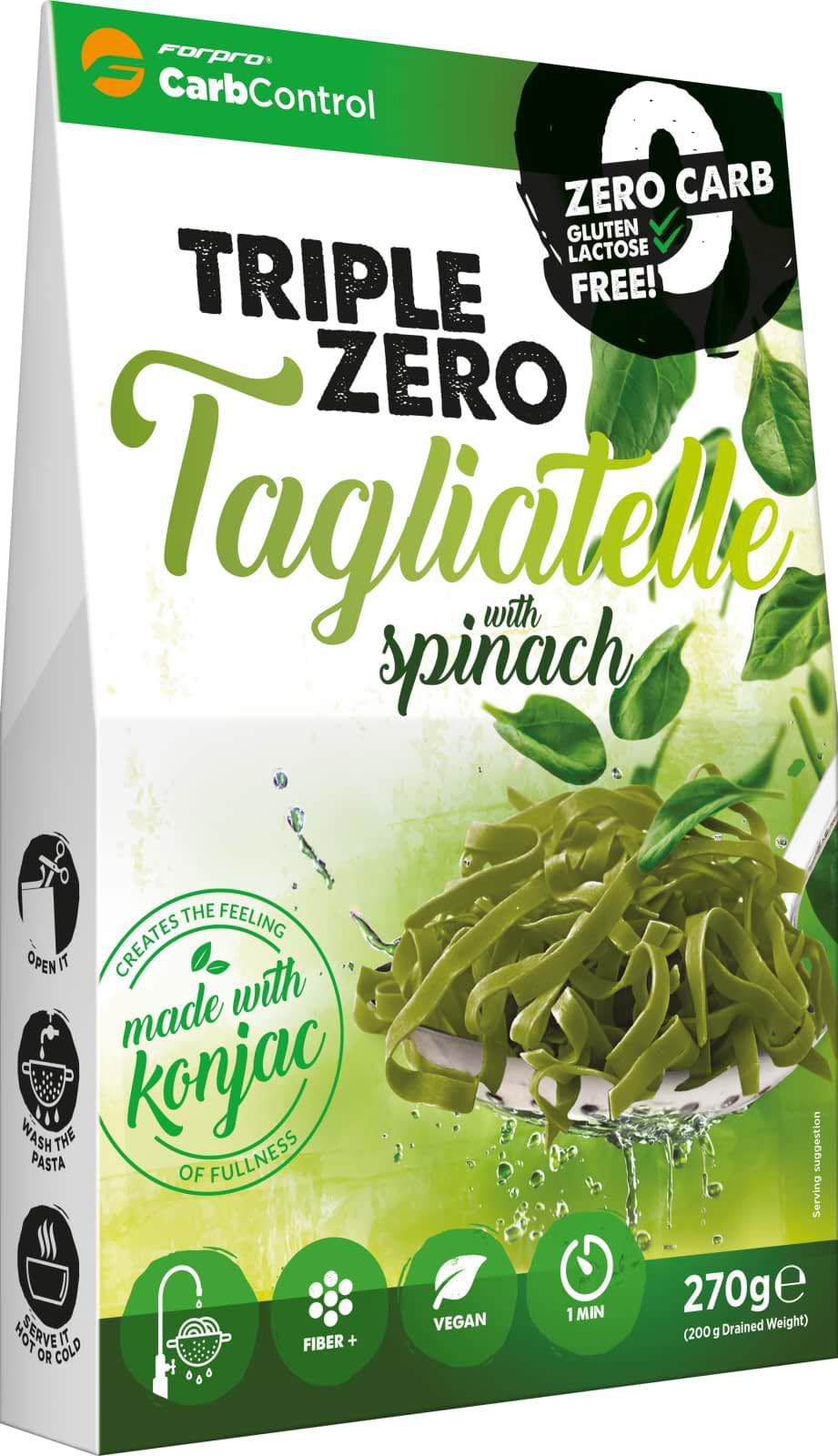 ForPro Triple Zero Pasta 270 gr.