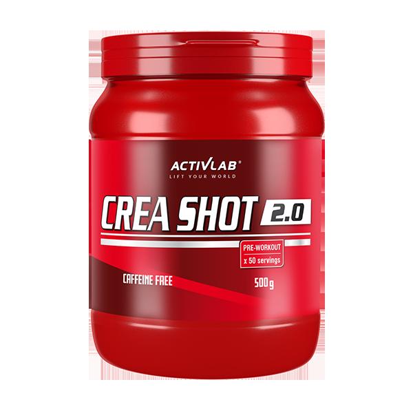 ActivLab Crea Shot 2.0 500 gr.