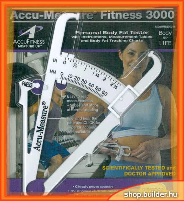 Accu Measure Accumeasure Fat-Caliper buc