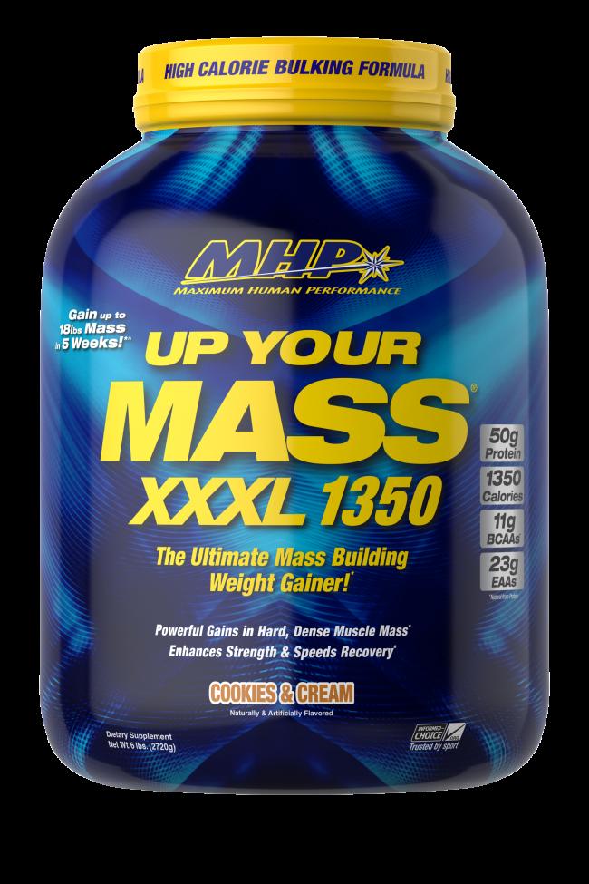 MHP Up Your Mass XXXL 1350 2,5 kg