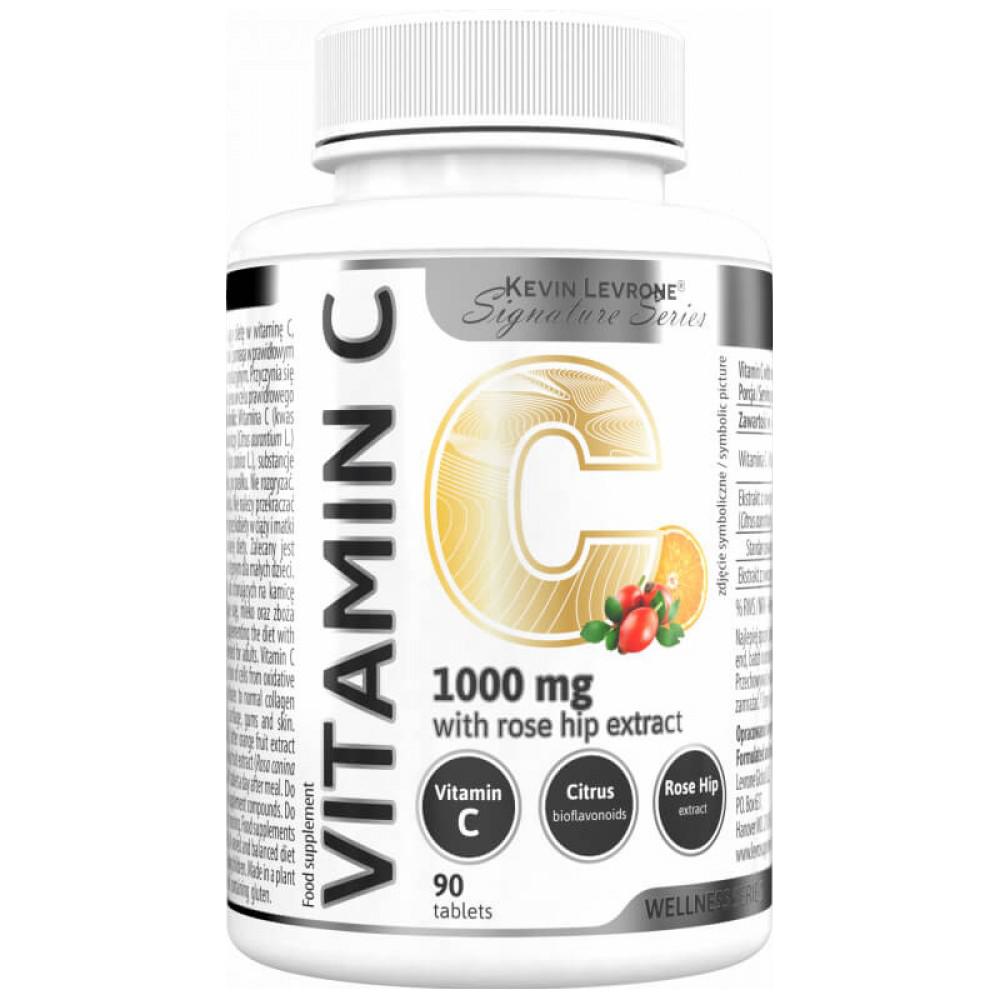 Kevine Levrone Signature Series Vitamin C 90 tab.