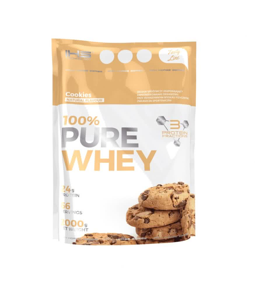 IHS Technologies 100% Pure Whey 2 kg