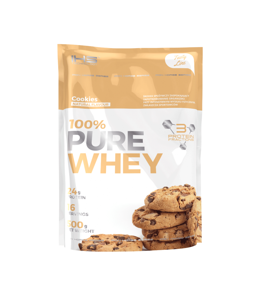 IHS Technologies 100% Pure Whey 0,5 kg