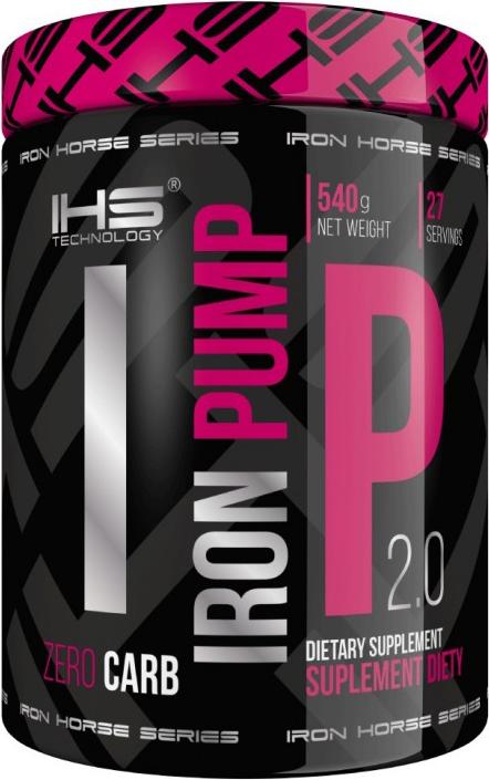 IHS Technologies Iron Pump 2.0 540 gr.