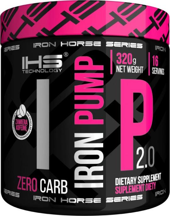 IHS Technologies Iron Pump 2.0 320 gr.
