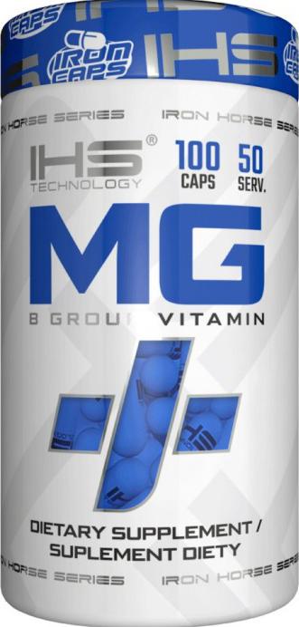 IHS Technologies MG Plus 100 caps.