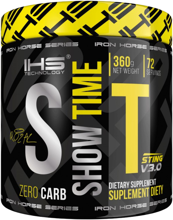 IHS Technologies Show Time 360 gr.