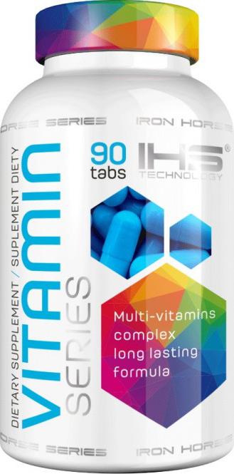 IHS Technologies Vitamin Series 90 tab.