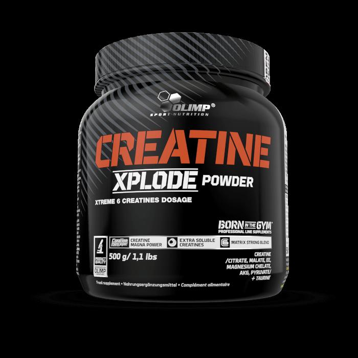Olimp Sport Nutrition Creatine Xplode Powder 500 gr.