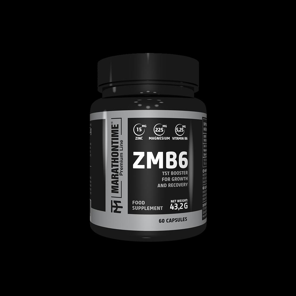 Marathontime Premium Line ZMB6 60 caps.