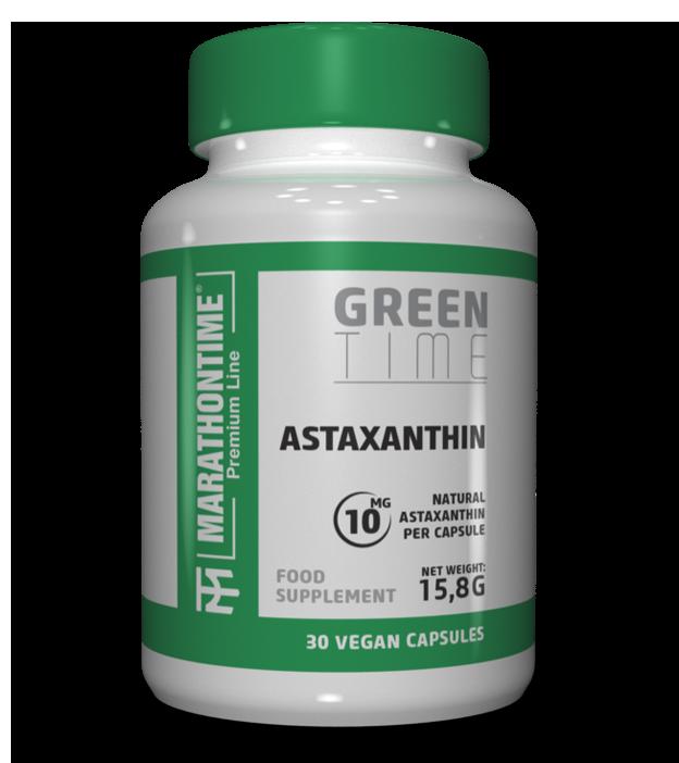 Marathontime Premium Line Astaxanthin 30 caps.