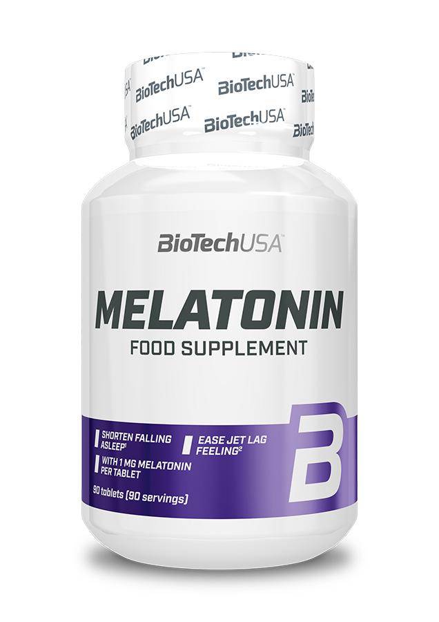 BioTech USA Melatonin 90 tab.