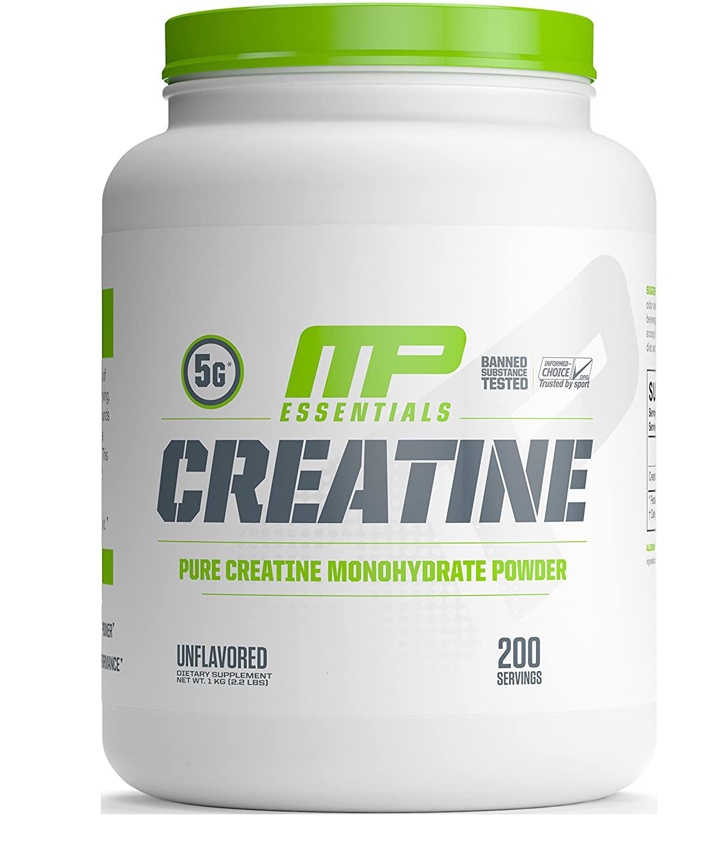 MusclePharm Creatine 1000 gr.