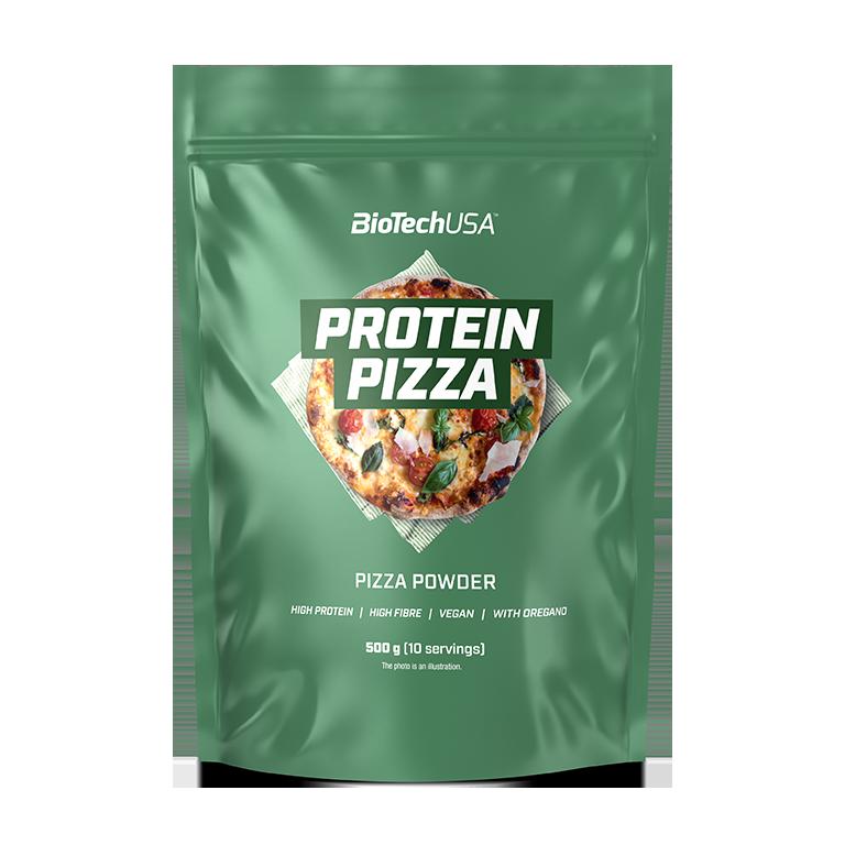 BioTech USA Protein Pizza Tradiţional 0,5 kg