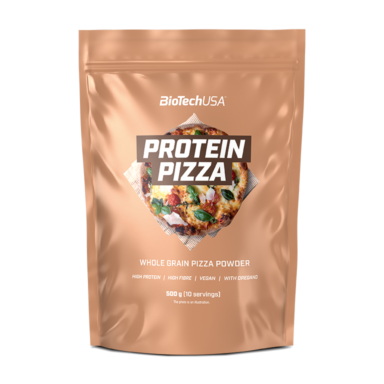 BioTech USA Protein Pizza cereale integrale 0,5 kg
