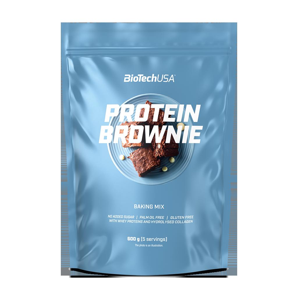 BioTech USA Protein Brownie 0,6 kg