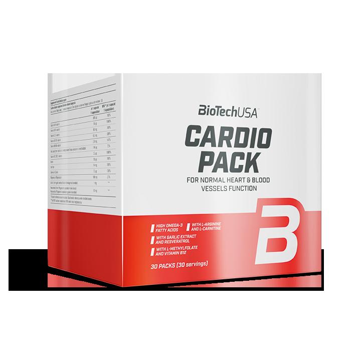 BioTech USA Cardio Pack 30 pac.