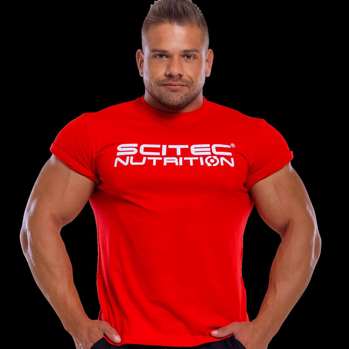 Scitec Nutrition Basic Scitec Nutrition Mens T-Shirt