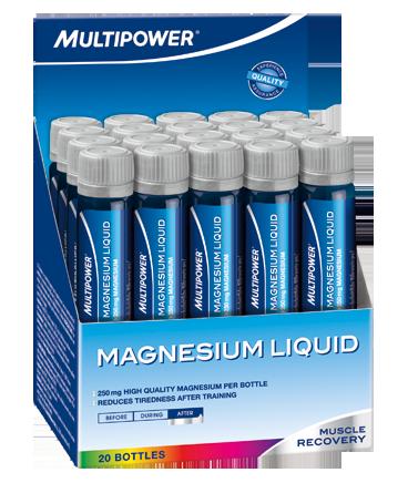 Multipower Magnesium Liquid 20x25 ml