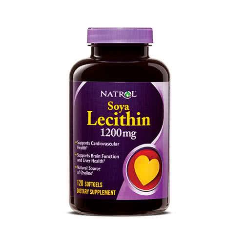 Natrol Soya Lecithin 120 g.k.