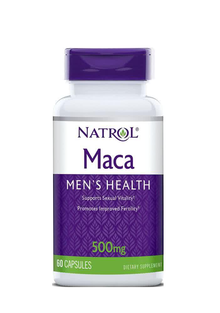 Natrol Maca 60 caps.