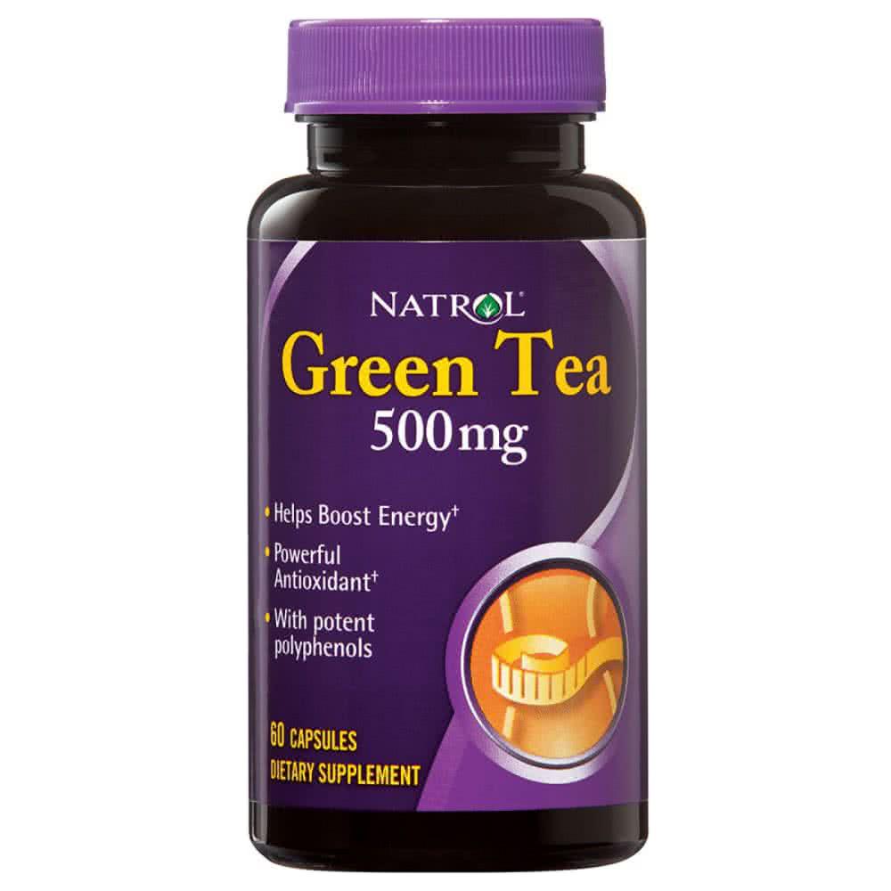 Natrol Green Tea 60 caps.