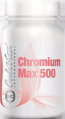 Calivita International Chromium Max 100 caps.