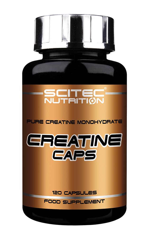 Scitec Nutrition Creatine Caps 120 caps.