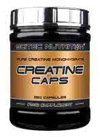 Scitec Nutrition Creatine Caps (250 caps.)
