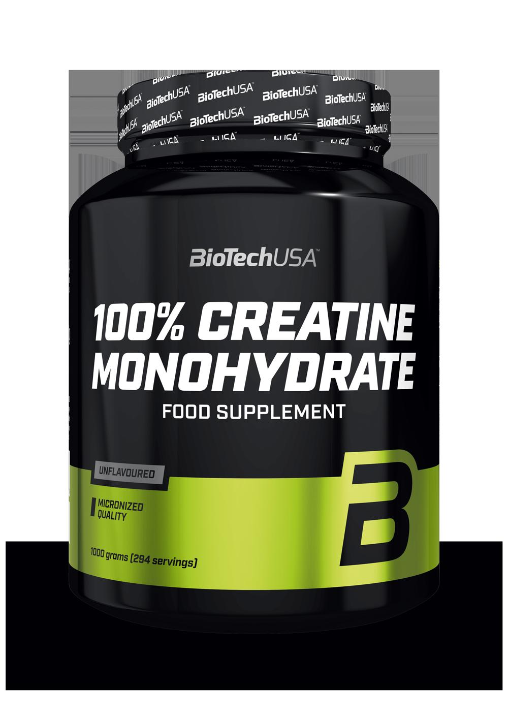 BioTech USA Creatine Monohydrate 1000 gr.