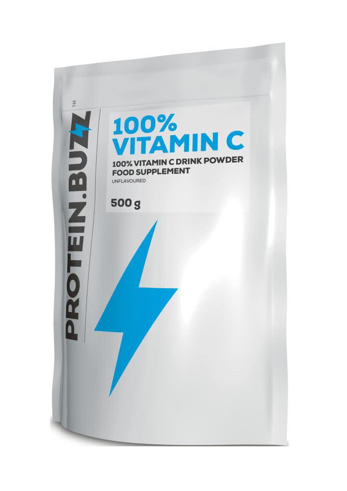 Protein Buzz Acid Ascorbic 500 gr.