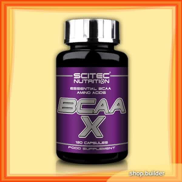 Scitec Nutrition BCAA-X 120 caps.
