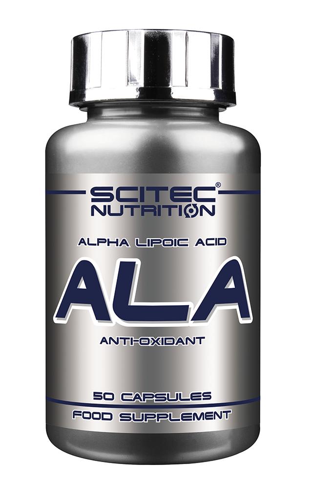 Scitec Nutrition ALA 50 caps.
