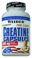 Weider Nutrition Creatine Capsules (200 caps.)