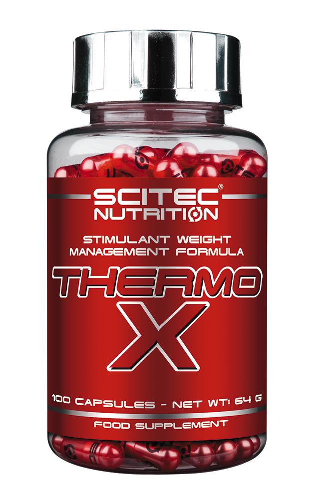 Scitec Nutrition Thermo-X 100 caps.