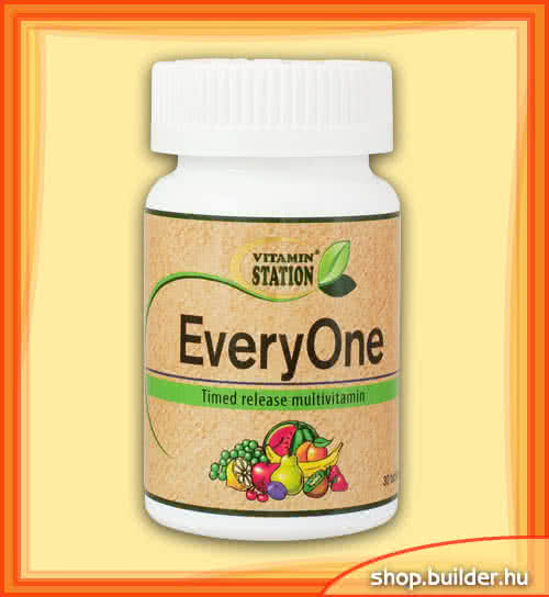 Vitamin Station Every One 30 tab.