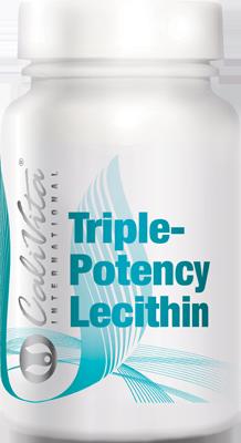 Calivita International Triple Potency Lecithin 100 g.k.