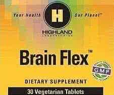 Highland Brain Flex 30 tab.