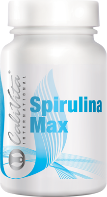 Calivita International Spirulina Max 60 tab.