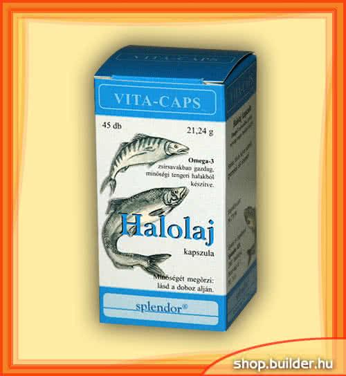 Splendor Fish oil caps 45 g.k.