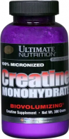 Ultimate Nutrition 100% Micronized Creatine Monohydrate (300 gr.)