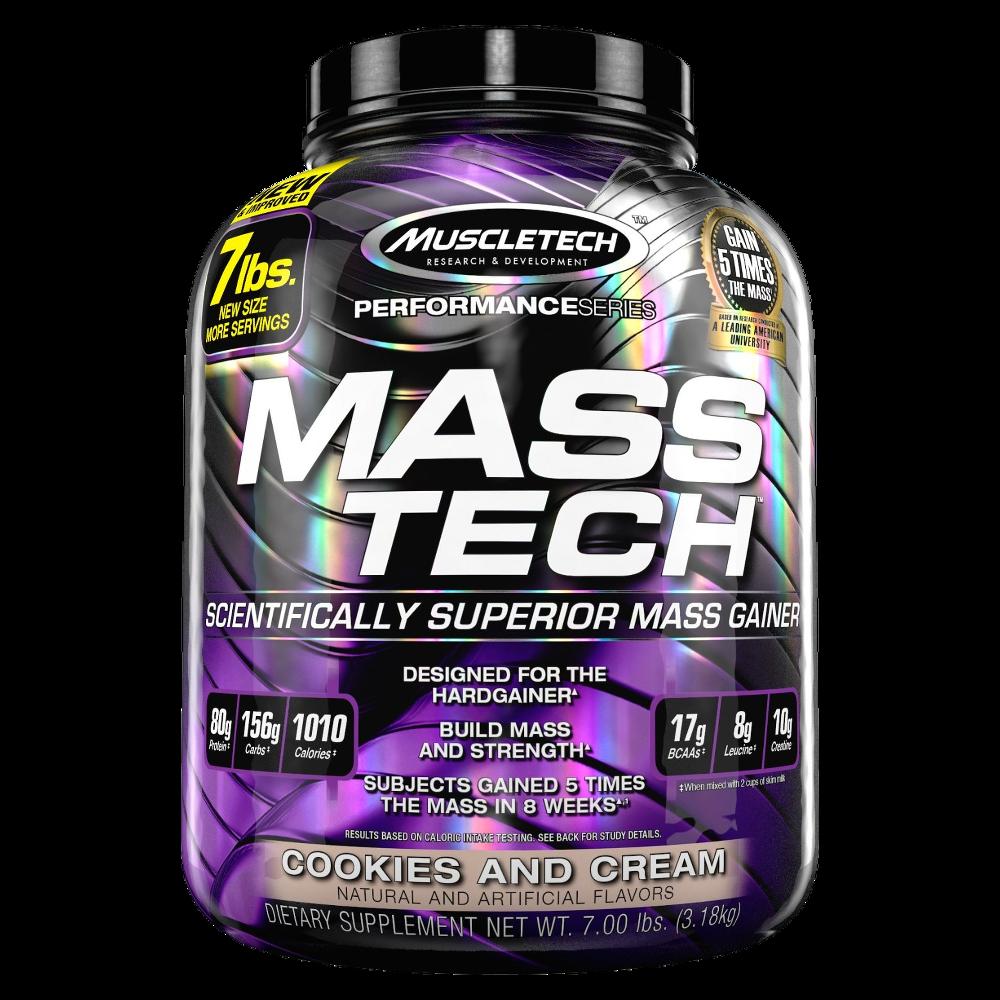 MuscleTech Mass Tech 3,18 kg