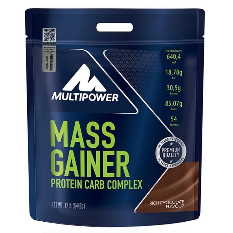 Multipower Mass Gainer 5,44 kg