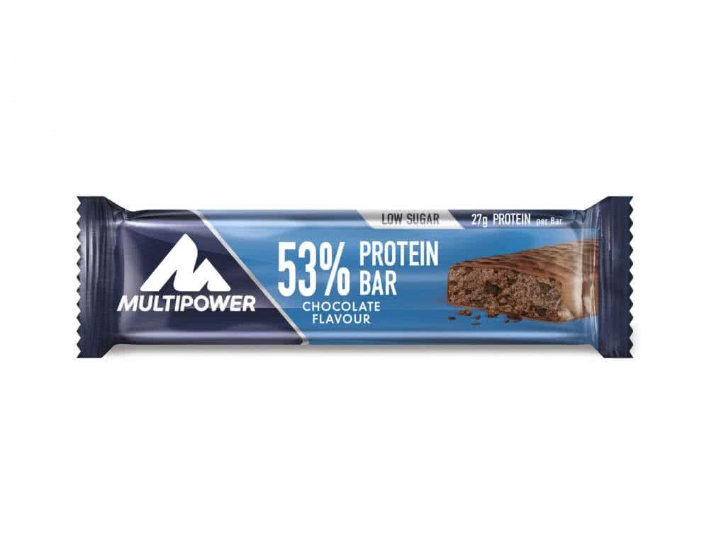 Multipower 53% Protein Bar 50 gr.