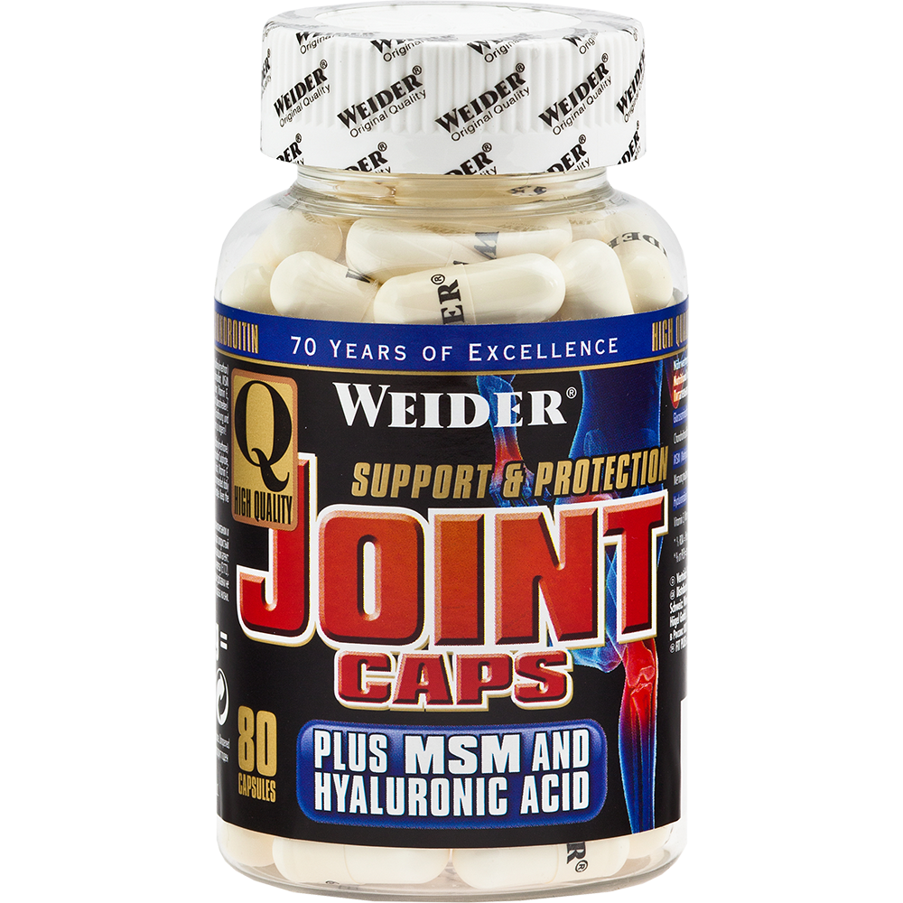 Weider Nutrition Joint Caps 80 caps.