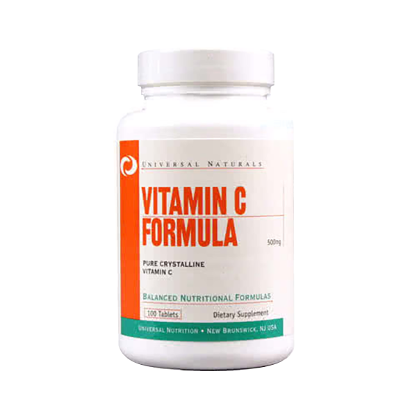 Universal Vitamin C (500 mg) 100 tab.