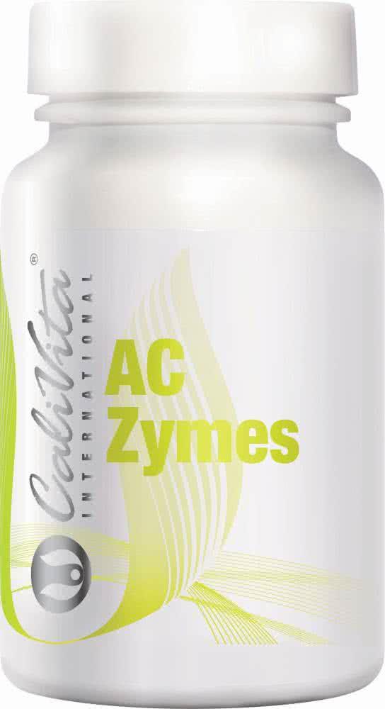 Calivita International AC-Zymes 100 caps.