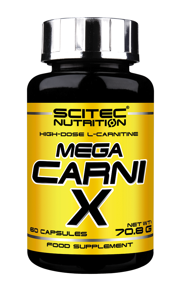 Scitec Nutrition Mega Carni-X 60 caps.